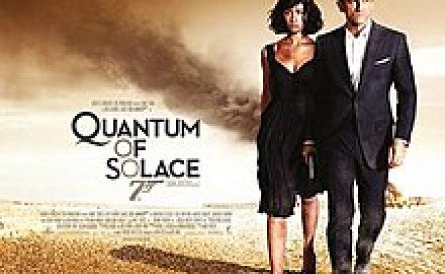 Quantum Of Solace Wikipedia