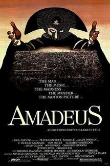 Amadeus, 1984 Best Picture