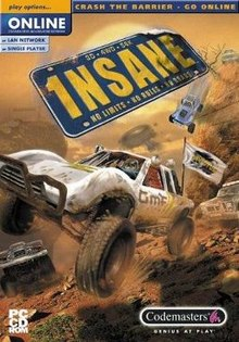 Cars Wallpaper With Names Insane 2000 Video Game Wikipedia