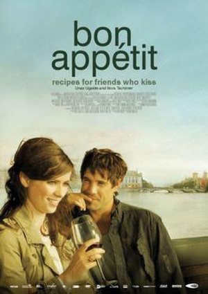 Film poster for Bon Appétit. Copyright 2010, ©...