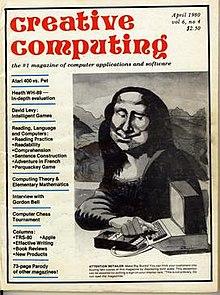 Creative Computing Magazine Wikipedia