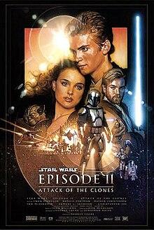 Star Wars L Attaque Des Clones : attaque, clones, Wars:, Episode, Attack, Clones, Wikipedia
