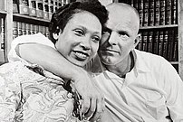 The plaintiffs in Loving v. Virginia, Mildred Jeter and Richard Loving