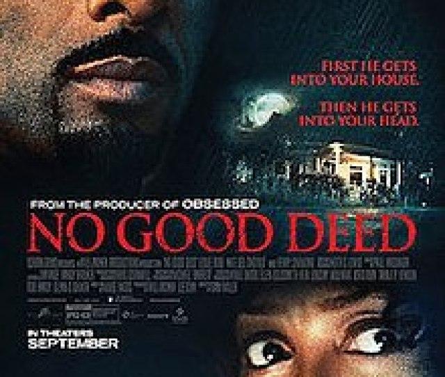 No Good Deed  Movie Poster Jpg