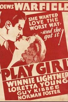 Play Girl 1932 film  Wikipedia
