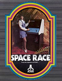 Space Race video game  Wikipedia