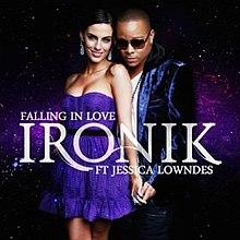 Falling in Love Ironik song  Wikipedia