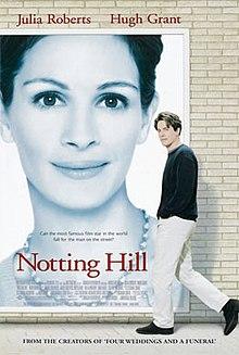 Coup De Foudre A Notting Hill : foudre, notting, Notting, (film), Wikipedia