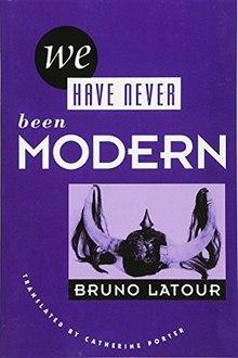 Nous N'avons Jamais été Modernes : n'avons, jamais, été, modernes, Never, Modern, Wikipedia