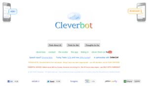 cleverbot wikipedia