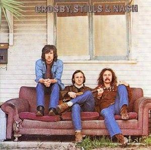 Crosby, Stills & Nash (album)
