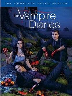 The Vampire Diaries Saison 1 : vampire, diaries, saison, Vampire, Diaries, (season, Wikipedia
