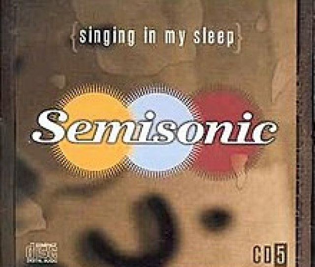 Semisonic Singing In My Sleep Jpg