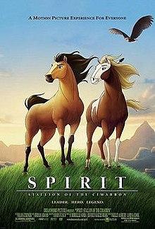 Lorna Road Movie : lorna, movie, Spirit:, Stallion, Cimarron, Wikipedia