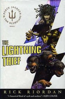 The Lightning Thief  Wikipedia