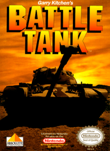 Battle Tank video game  Wikipedia