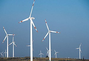 Dhule wind energy