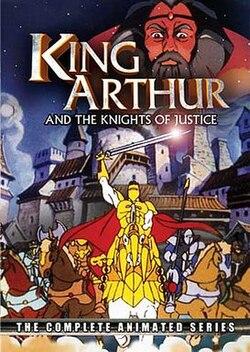 Le Roi Arthur Et Les Chevaliers De Justice : arthur, chevaliers, justice, Arthur, Knights, Justice, Wikipedia