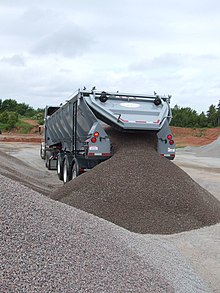 How Much Is A Truck Load Of Gravel : truck, gravel, Bottom, Trailer, Wikipedia