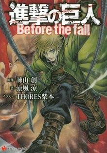 Attaque Des Titans Before The Fall : attaque, titans, before, Attack, Titan:, Before, Wikipedia