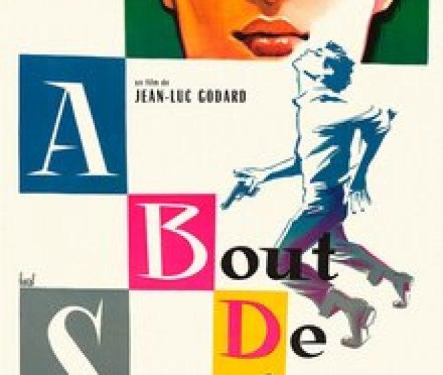 Breathless A Bout De Souffle Movie Poster Jpg
