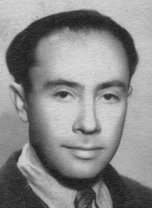 Edward Kofler in 1940