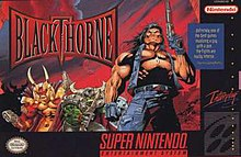Boxart for SNES version