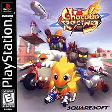 Chocobo Racing Wikipedia