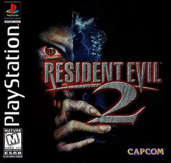 Residente Evil 2 copertina