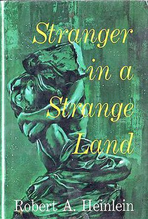 Stranger in a Strange Land cover