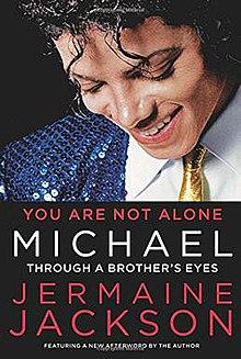 You Are Not Alone Michael Jackson : alone, michael, jackson, Alone, (book), Wikipedia