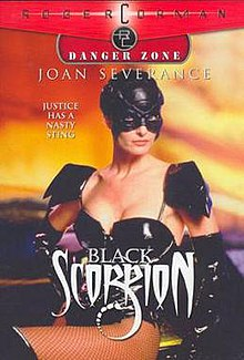 Black Scorpion film  Wikipedia