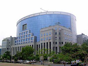 IL&FS Headquarters, Bandra Kurla Complex, Mumbai