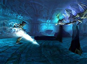 The spectral realm was criticized for having d...