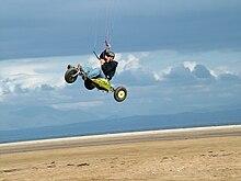Kite buggy  Wikipedia