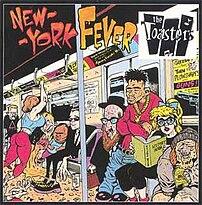 New York Fever album cover