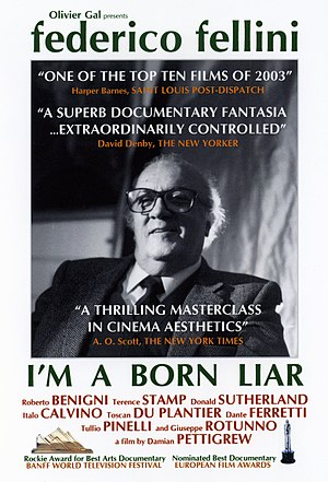 Fellini: I'm a Born Liar