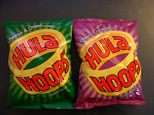 Two Packets of Hula hoops