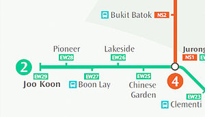 Boon Lay Extension