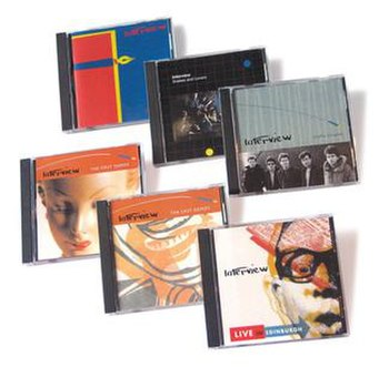 Covers of bands CDs
