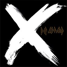 X Def Leppard album  Wikipedia