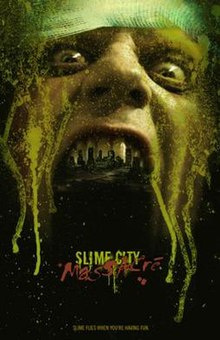 Slime City : slime, Slime, Massacre, Wikipedia