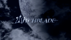 Intertitle from the television program Witchblade