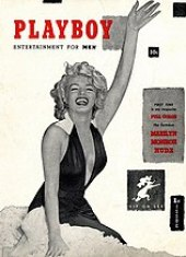 First issue of Playboy, December 1953 - On Wikipedia