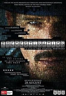 Film De Science Fiction 2014 : science, fiction, Predestination, (film), Wikipedia