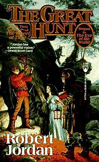 The Great Hunt Robert Jordan : great, robert, jordan, Great, Wikipedia
