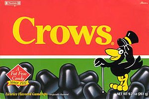 crows candy wikipedia