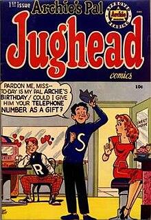What Is Jughead's Real Name : jughead's, Jughead, (comic, Book), Wikipedia