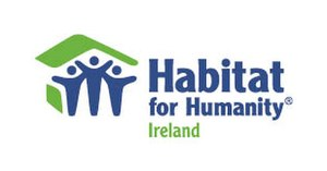 Official Habitat for Humanity Ireland logo