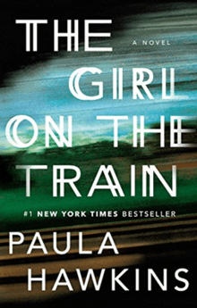 Image result for novel the girl on the train